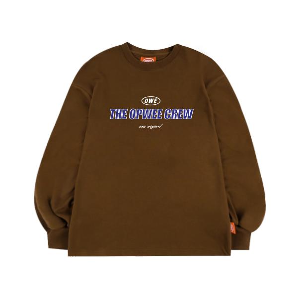 초코 벌룬티셔츠